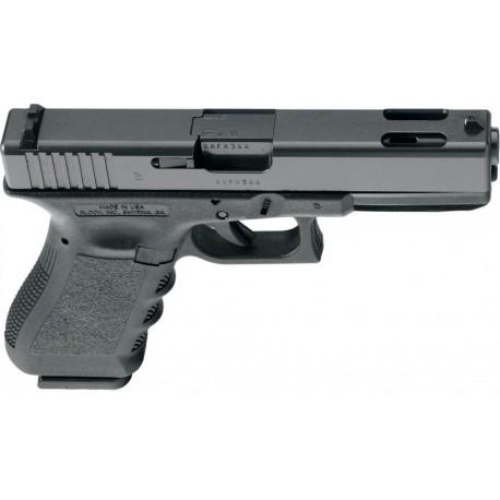 Glock 17 C Gen4 9x19mm Para - Black