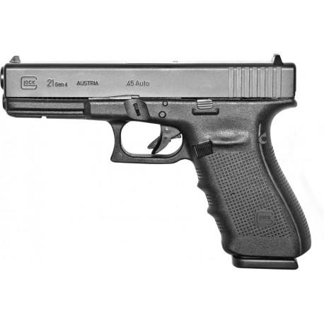 Glock 21 Gen4 .45 ACP - Black