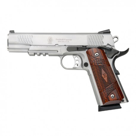 "Pistolet S&W 1911TA 5"", E-Series ,cal 45ACP"
