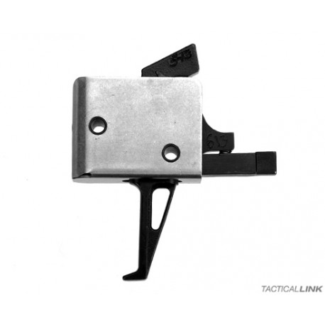 CMC Triggers AR Single Stage Tactical Models 3 - 3½ lb pull Flat