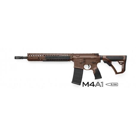 "Daniel Defense M4A1 RIS II 14.5"" Mil Spec+"