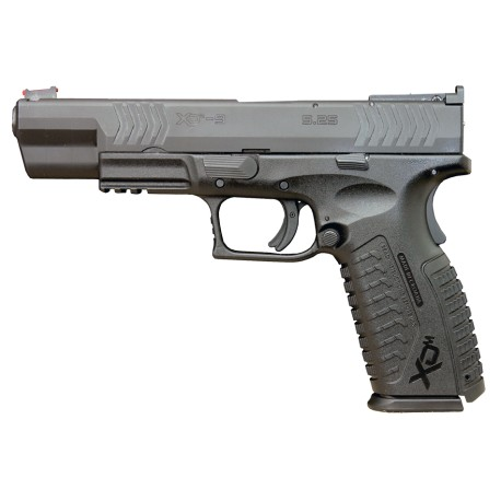 XDM-9 5.25 cal 9X19 HS cal 9x19 Black