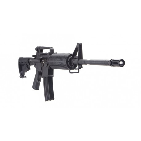 DPMS Panther AP4 Carbine, A3 Upper, w/ Detach Carry Handle 5,56 NATO Black