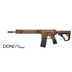 "Daniel Defense DDM4V11SLW™ Mil Spec+™ 5.56mm NATO W/14.5"" Barrel - Mid Length"