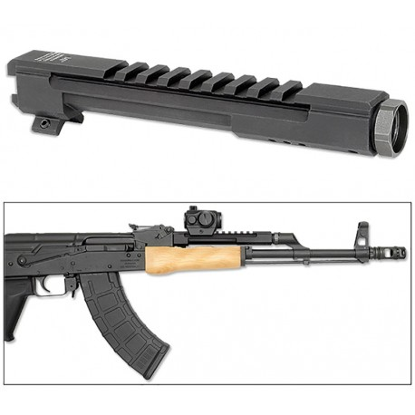 MI AK Railed Gas Tube, standard AK rifle model