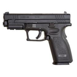 """HS Produkt HS-9 cal 9X19 4"""" Black"""