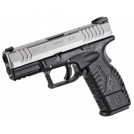 HS Produkt XDM-45ACP 3.8 Compact cal .45ACP Black Stainless