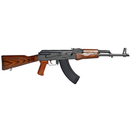 AKM47 Mil Spec semi auto 415mm barrel cal. 7,62x39 Wood grips and stock