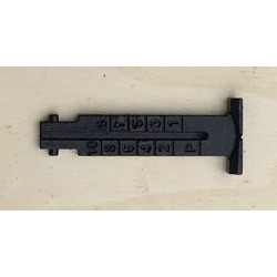 AKM Rear sight tang MilSpec