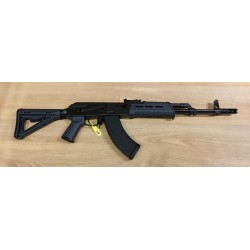 AKM47 Warrior II Mil Spec semi auto 415 mm barrel cal. 7,62x39 Black