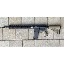 DPMS Warrior IIB 223 Rem/5.56 Nato Black