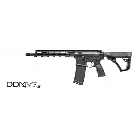 "Daniel Defense DDM4 V7S 11.5"" 5.56 NATO Black"