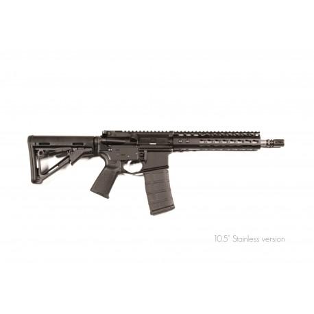 "NOVESKE 10.5"" CHF Gen 1 Rogue Hunter Rifle Cal. 5.56 NSR-9 Handguard KeyMod"