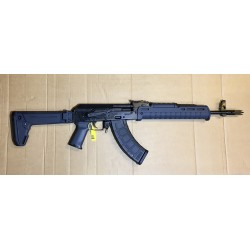AKM47 Zhukov Black with Midwest muzzle Brake Mil Spec semi auto 415mm barrel cal. 7,62x39 Black