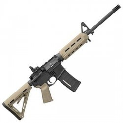 Bushmaster MOE Mid Length 223 Rem Dark Earth