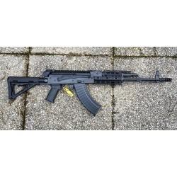 AKM47 Warrior III Mil Spec semi auto 415 mm barrel cal. 7,62x39 Black