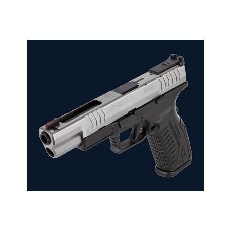 HS Produkt XDM-9 5.25 cal 9X19 cal 9x19 Black Stainless