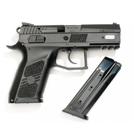 CZ 75 P-07 DUTY Pistol Cal 9x19 Mag 16+1