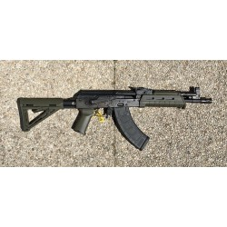 AKM47 Warrior II Mil Spec semi auto 298 mm barrel cal. 7,62x39 Olive Green