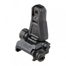 MBUSS Pro BackUp Sight Rear