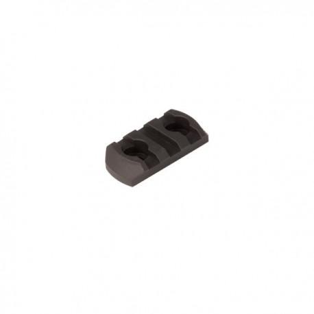 M-LOK™ Aluminum Rail, 3 Slots M-LOK Slot System