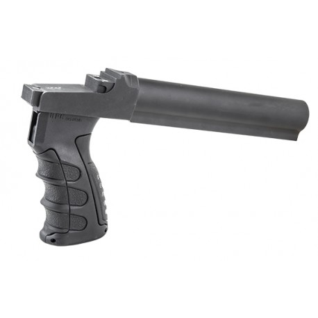 Integrated Dragunov Pistol Grip and Telescopic tube