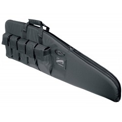 "38"" DC Series Tactical Gun Case, with Added Capacity, Black"