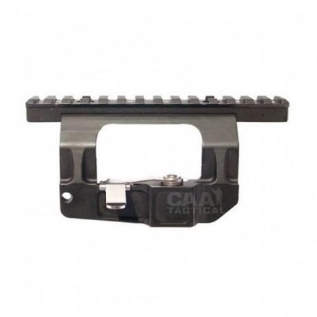 XDRG 1 top mounted picatinny rail