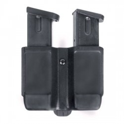 Blackhawk CQC DOUBLE STACK MAG CASE MATTE Finish