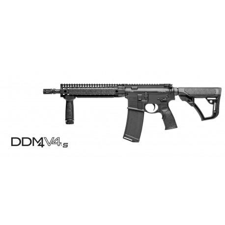 """Daniel Defense M4 MK18 SBR 10.3"""" 5.56 NATO Brown forend"""