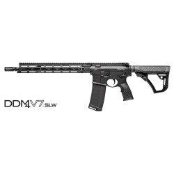 "Daniel Defense DDM4 V7SLW 14""5 5.56 NATO Black"