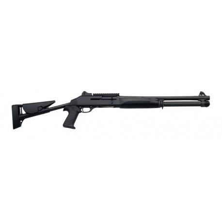 Benelli M4 Super 90 Tactical 47 cm 12-76, folding stock