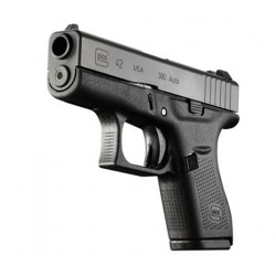 Glock 42 Cal. .380ACP (9mm short) Black