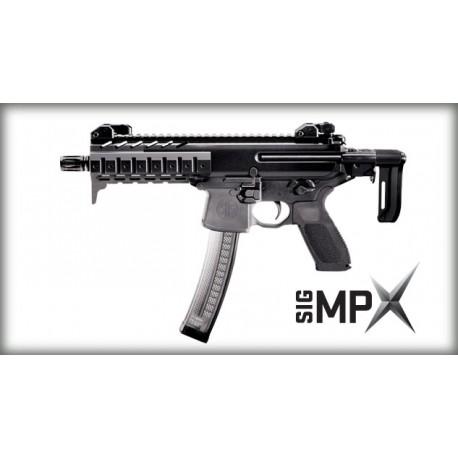 MPX SBR Cal. 9x19