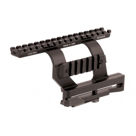 UTG PRO Made in USA Quick-detachable AK Side Mount