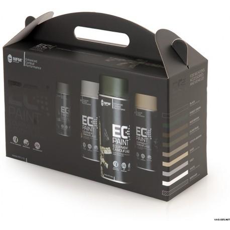 NFM EC paint All-in-one set (9 pcs.)