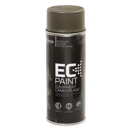 NFM EC Paint 400 ml Can Olive Drab