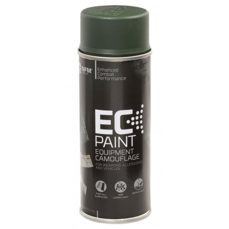 NFM EC Paint 400 ml Can Forest Green
