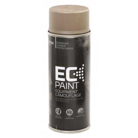 NFM EC Paint 400 ml Can Coyote Brown