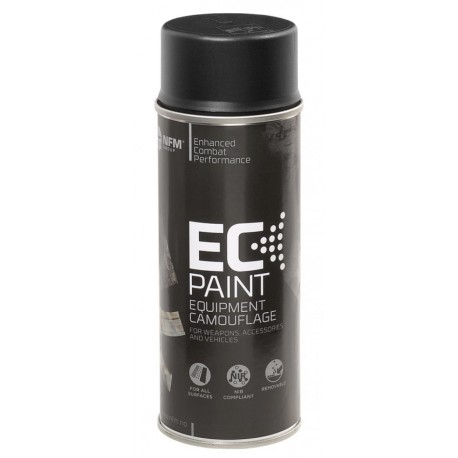 NFM EC Paint 400 ml Can Black