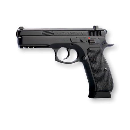 CZ 75 SP-01 Tactical Pistol Cal 9x19 Mag 18+1