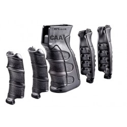 6 Piece Interchangeable Pistol Grip for AK47/SA58/Galil Kahki Tan