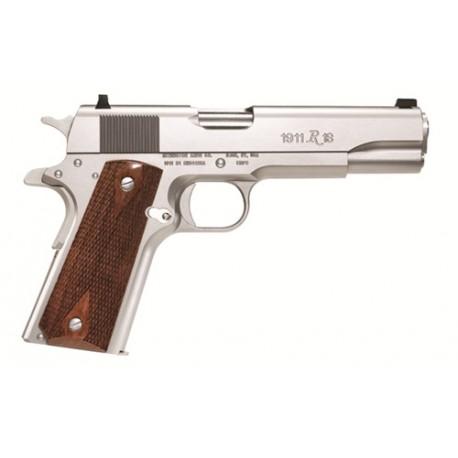 """Remington 1911 R1 5"""" Cal. 45 ACP Inox"""