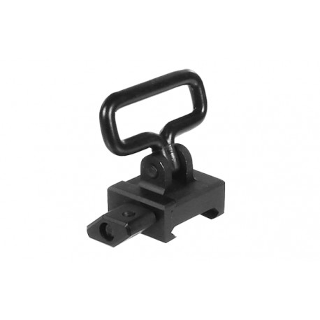 Detachable Swivel with Picatinny Mounting Base