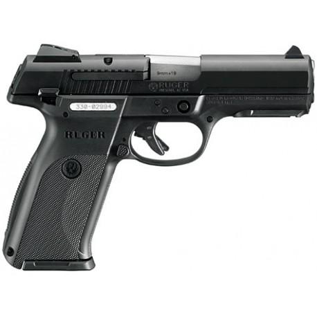 Ruger Pistol SR9B Black Nitride Cal. 9x19