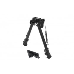 UTG Tactical OP Bipod, QD Lever Mount, Height 20-31 cm