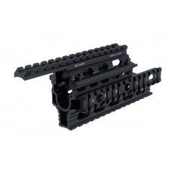 UTG PRO Universal AK47 Quad Rail Handguard Made in USA