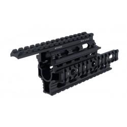 UTG PRO Universal AK47 Quad Rail Handguard Made in USA