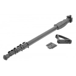 UTG Monopod with V-Rest and Camera Adaptor, 52 to 150 cm