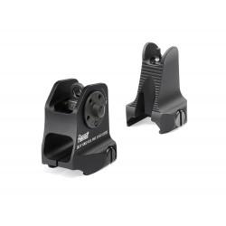 Fixed Front/Rear Sight Combo (Rock & Lock®)